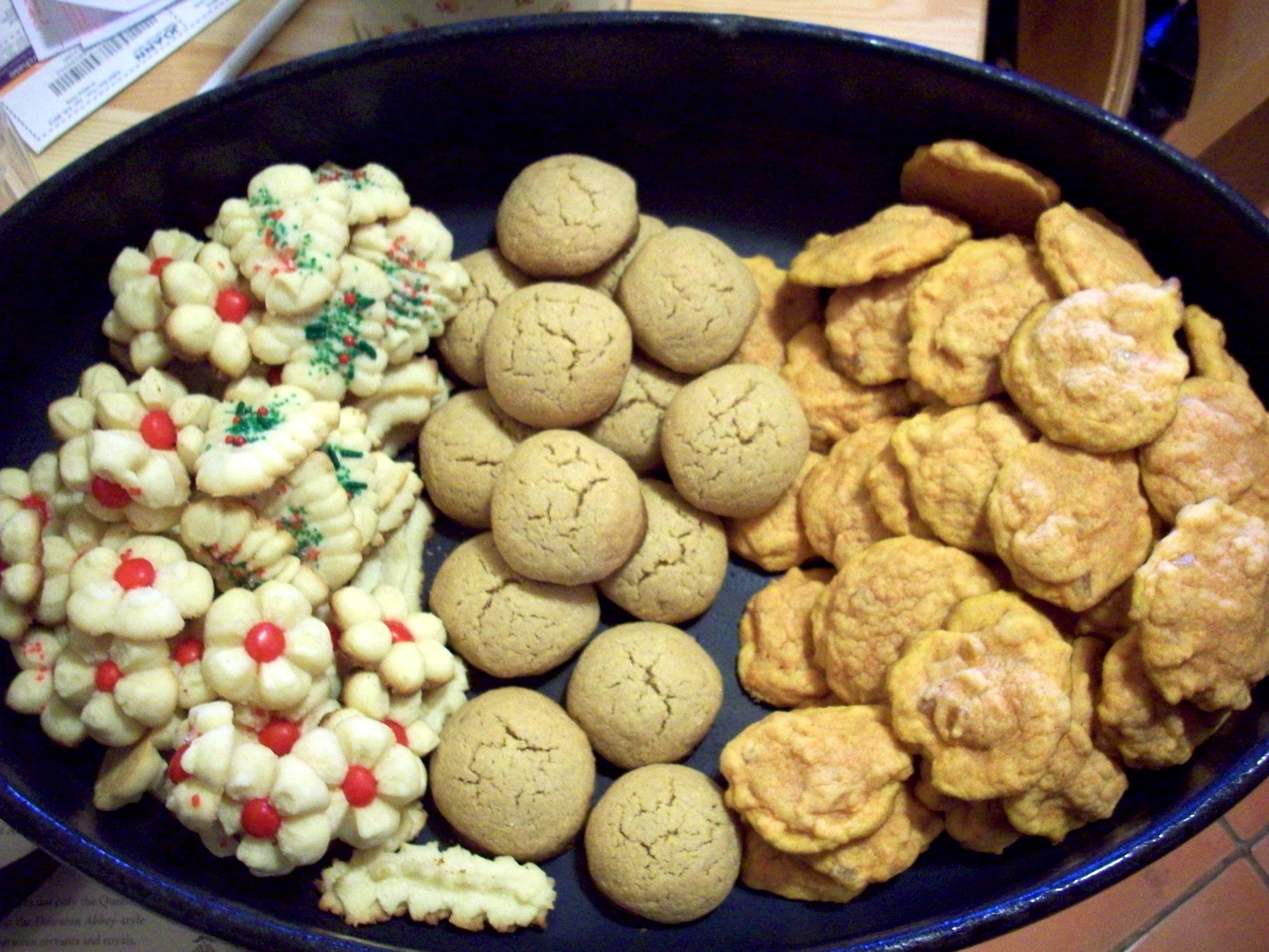 Russian Christmas Food Christmas food: cookies Christmas Tree Decorations 2013